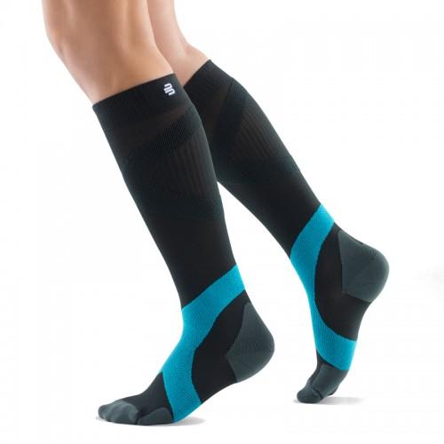 """Chaussettes de Récupération Sport Performance Bauerfeind """"Training socks"""" base"""