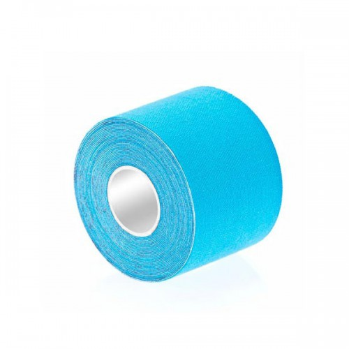 K Tape Bande adhésive bleue 5cm X 5 m