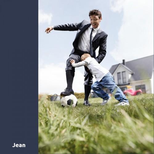 Mediven Active Bleu Jeans Chaussettes classe 2