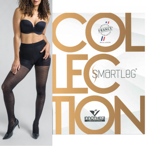 SMARTLEG® Collant de contention motif Origami VEINOMED