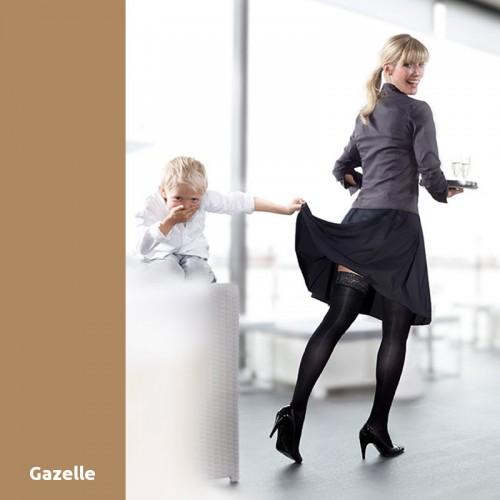 Chaussettes de Contention Mediven Elégance Gazelle Classe 2