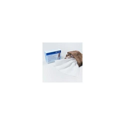 Lingette nettoyante pour bande de silicone (bas de contentions) Bauerfeind Venotrain