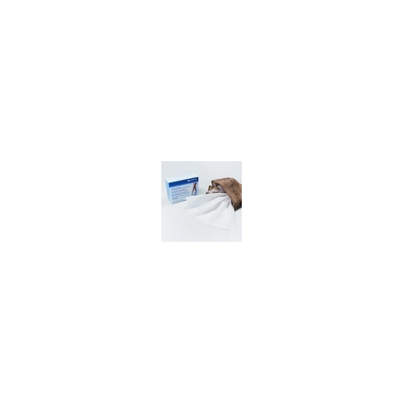 Lingette nettoyante pour bande de silicone (bas de contentions) Bauerfeind