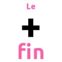 Le + fin
