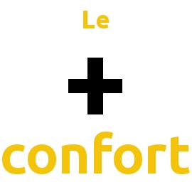 Le + confortable